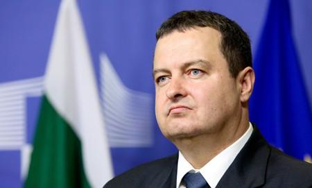Ông Dacic khẳng định Serbia sẽ không gia nhập NATO.
