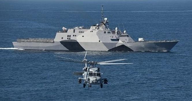 Báo Trung Quốc cay cú trước hai đề nghị của Mỹ về Biển Đông