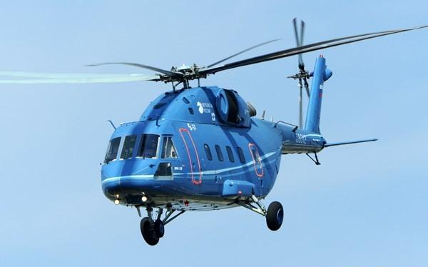 Nga sẽ sản xuất hàng loạt trực thăng Mi-38