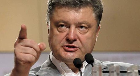 Tổng thống Poroshenko