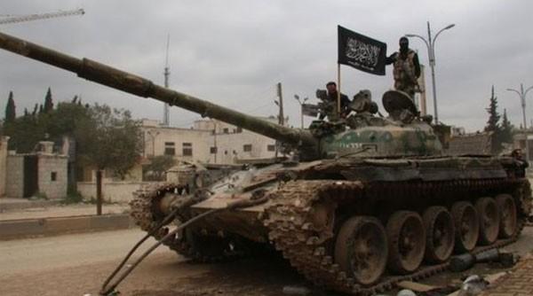 Iraq và Syria là điểm tập kết chính của các tay súng nước ngoài. (Ảnh: Getty)