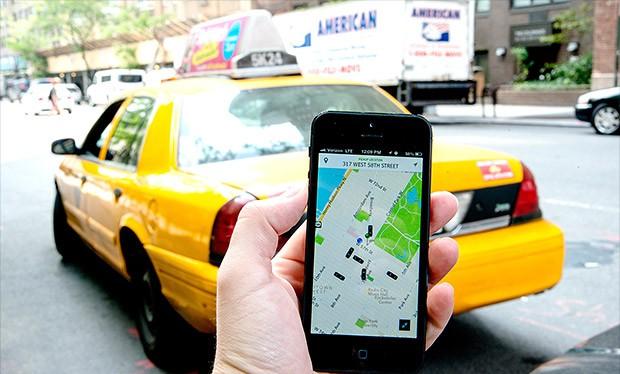 Thủ tướng chỉ đạo về hoạt động dịch vụ taxi Uber