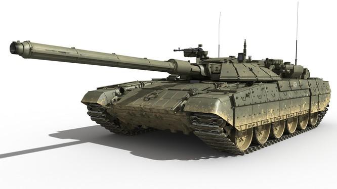 """Xe tăng Armata - phiên bản thiết kế dựa trên phát triển của T -95 """"Object - 195"""""""