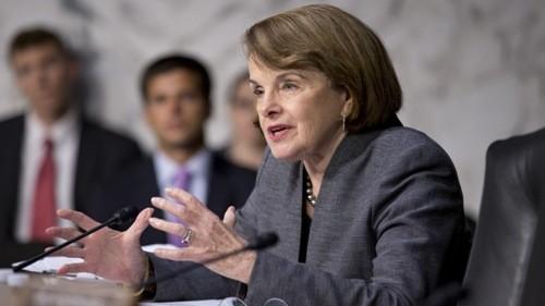 Thượng nghị sĩ Dianne Feinstein.