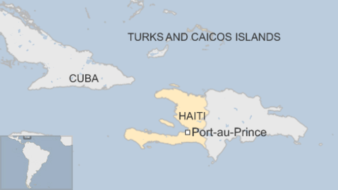 Đắm thuyền ở Haiti, 21 người thiệt mạng