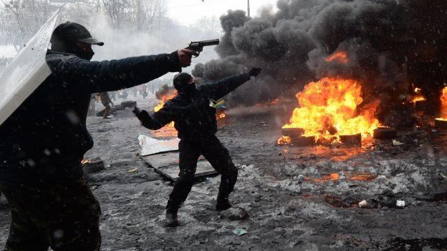 Ukraine - cách mạng Maidan