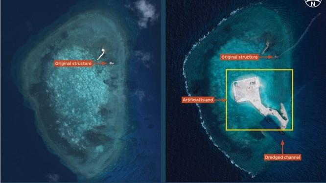 Bức không ảnh của Airbus Defense and Space