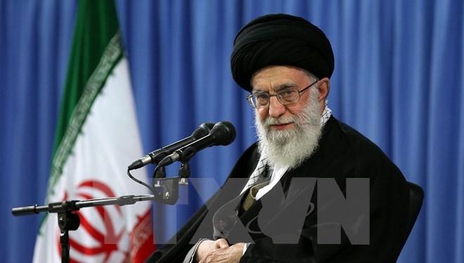 Lãnh tụ tối cao của Iran Ali Khamenei. (Nguồn: AFP/TTXVN)