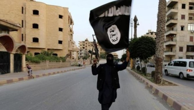 Nhóm IS đang bao vây hơn 225.000 người tại một thành phố ở Syria, theo LHQ - Ảnh: AFP