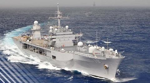 Tàu USS Blue Ridge