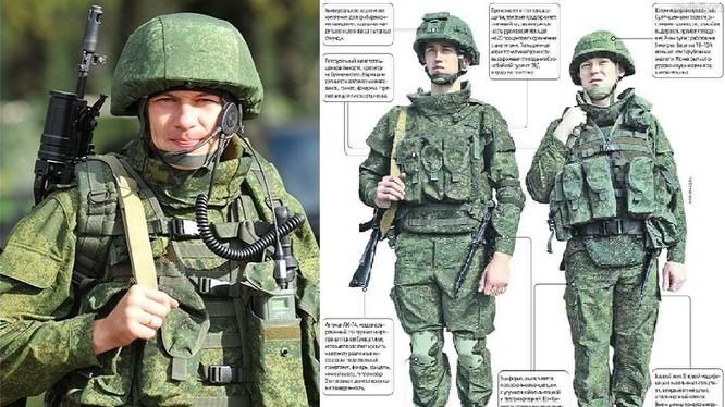 «Ratnik» – Bộ trang bị của người lính tương lai