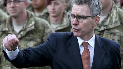 Đại sứ Mỹ tại Ukraine - ông Geoffrey Pyatt