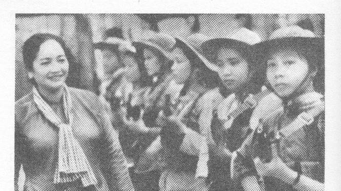 Bóng hồng Việt Nam - trên cả anh hùng - (phần 1)