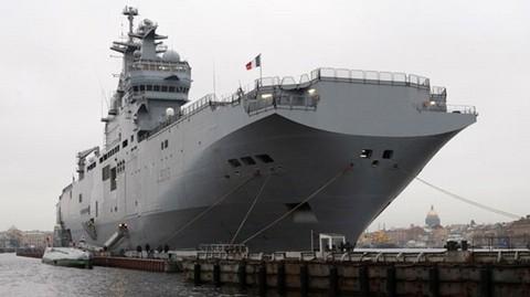 Cái giá Pháp phải trả cho việc căng thẳng với Nga