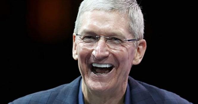 CEO Tim Cook cho biết mới chỉ 20% những người sở hữu iPhone nâng cấp lên phiên bản iPhone 6 hoặc 6 Plus.