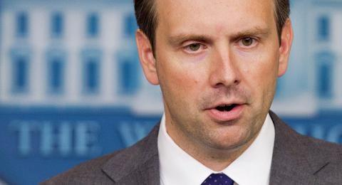 Thư ký báo chí của Nhà Trắng - ông Josh Earnest