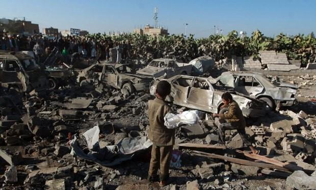 HRW: Bom chùm Mỹ được sử dụng vào chiến dịch quân sự tại Yemen