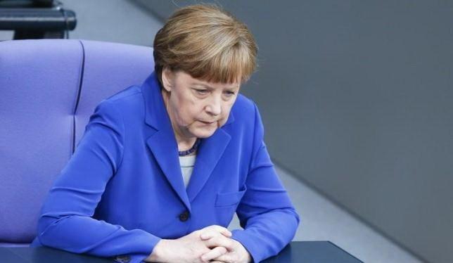 Thủ tướng Merkel trước áp lực từ bê bối của BND Ảnh: Reuters