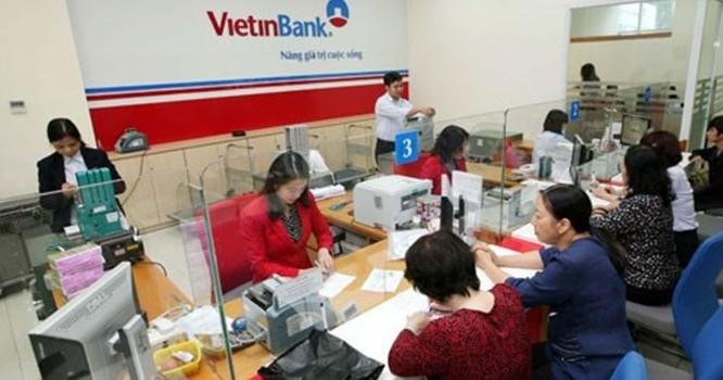 Ngân hàng Vietinbank là một trong 3 ngân hàng Việt Nam lọt danh sách 2.000 công ty đại chúng lớn nhất thế giới - Ảnh: TTXVN.