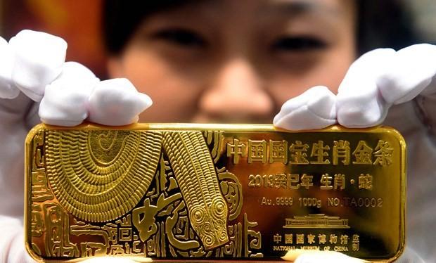 """Thị trường vàng thế giới vẫn """"đìu hiu"""" trong tuần qua"""