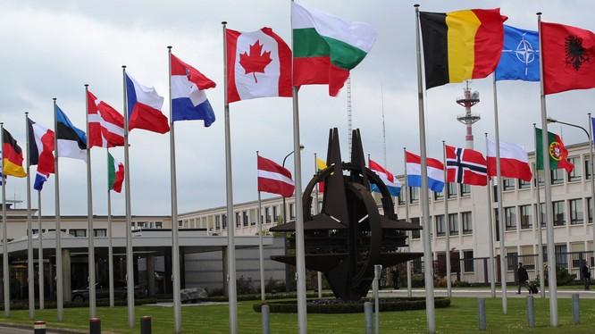 Trụ sở NATO tại Brussels (Bỉ) - Ảnh: NATO.int