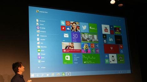 Windows 10 sẽ cực hoàn hảo và là phiên bản cuối cùng