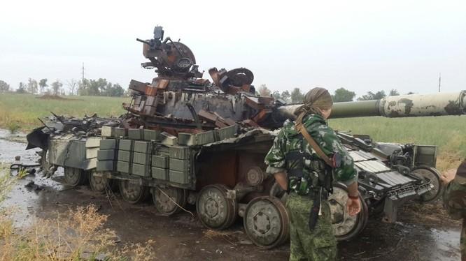 Cận cảnh xung đột Ukraine: một năm thảm họa