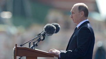 Cuộc chiến ý thức hệ của Vladimir Putin