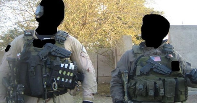 Lực lượng biệt động Mỹ Delta, tại Iraq (americanspecialops.com)