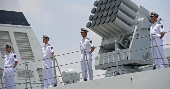 """""""Thân"""" với Mỹ, Cuba từ chối cho tàu hải quân Trung Quốc đặt ở biển Caribbe"""