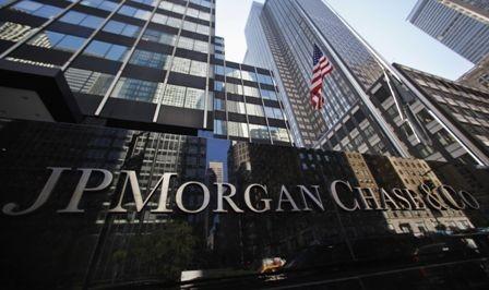 Ngân hàng JPMorgan Chase sẽ phải nộp tiền phạt 550 triệu USD.