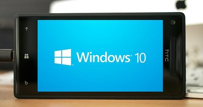Chủ tịch Asus cho rằng Windows 10 không phù hợp cho smartphone