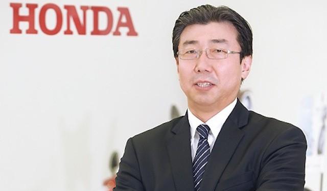 Tổng giám đốc Honda Việt Nam, ông Minoru Kato