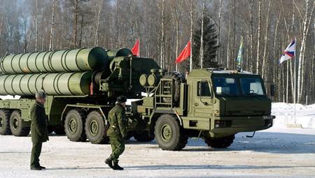 Nga đột ngột điều chuyển các đơn vị phòng không