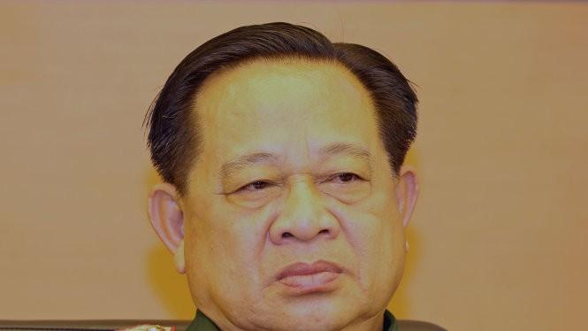 Thiếu tướng Nguyễn Xuân Tỷ - Ảnh: Việt Dũng