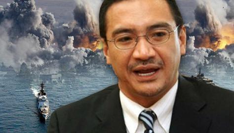 Bộ trưởng Quốc phòng Malaysia