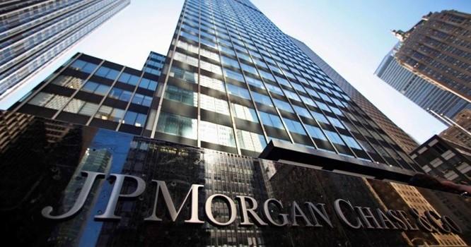 Trụ sở ngân hàng J.P Morgan Chase & Co tại New York - JPMorgan Chase & Co - Reuters.