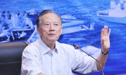 Từ Quang Dụ, chuyên gia quân sự, thiếu tướng quân đội Trung Quốc. Ảnh: Ifeng