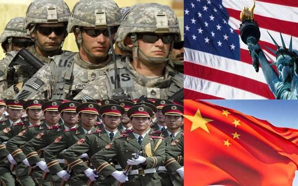 Năm tình huống khiến chiến tranh Trung- Mỹ bùng nổ
