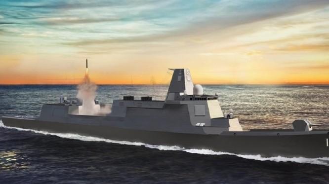 Trung Quốc đã sẵn sàng đưa tàu Type 055 vào thử nghiệm