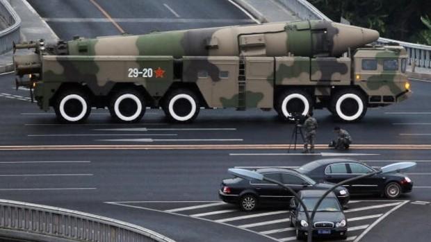 Mỹ: Thắng Trung Quốc bằng chiến tranh đa diện