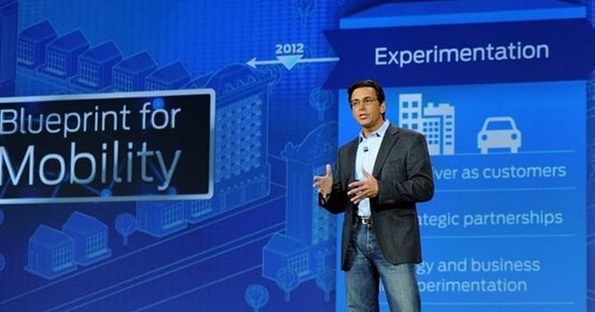 """CEO Ford: """"Công nghệ không đe dọa mà đang biến đổi ngành ô tô"""""""