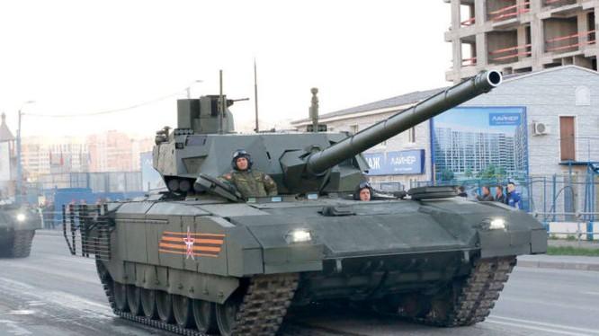 Siêu tăng Armata của Nga có gì khiến phương Tây khiếp sợ?