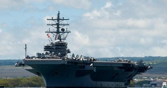 Ảnh nguồn: Flickr/ Official U.S. Navy Page/Sputniknews