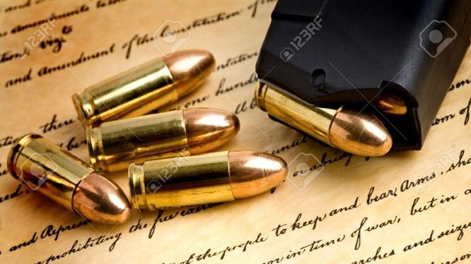 Tu chỉnh Hai Hiến pháp Mỹ về quyền sở hữu vũ khí