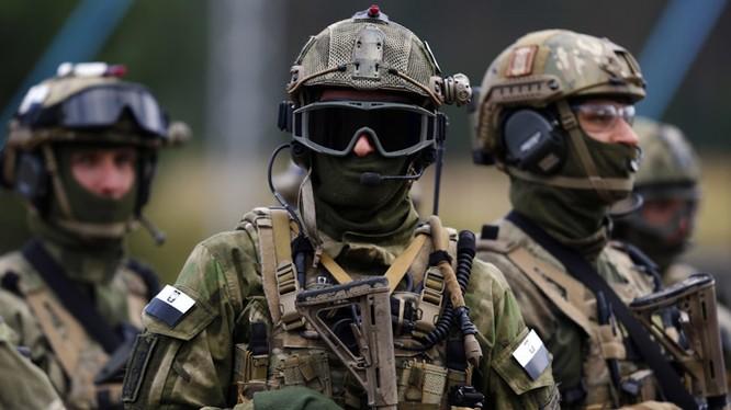 NATO định điều 40.000 lính đặc nhiệm tới Đông Âu