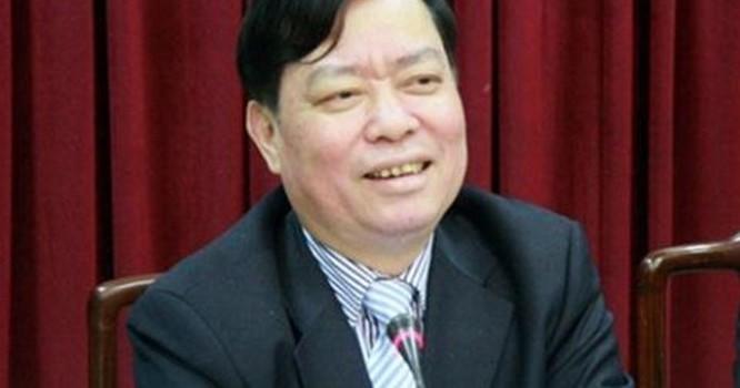 Thứ trưởng Bộ Lao động - Thương binh và Xã hội Phạm Minh Huân.