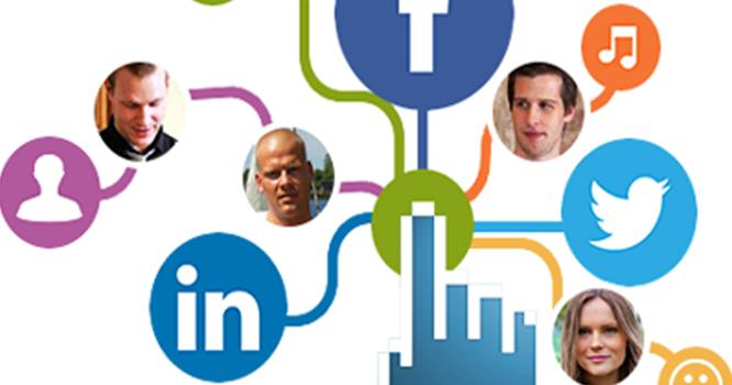 """Mạng xã hội: """"Cuộc đua"""" mới của doanh nghiệp"""