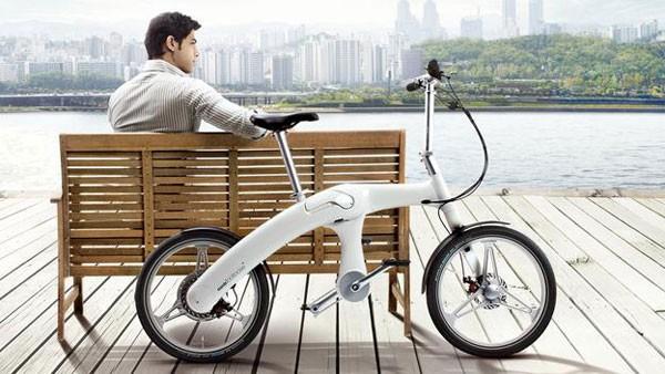 Mando Footloose - Xe đạp điện không xích đầu tiên trên thế giới