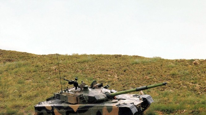 Xe tăng VT-1 (MTB-2000)
